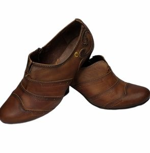 Pikolinos Western Style Ankle Bootie Size 36